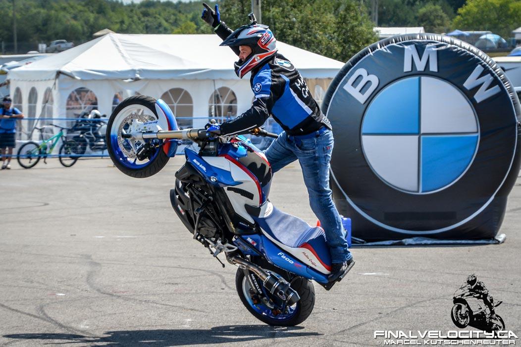 BMW Motorrad Days Canada