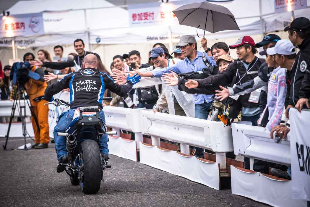 BMW Motorrad Days Japan